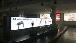 Bosch Juanda International Airport Surabaya Indonesia 2015 Sept-02
