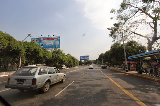 Changhong Billboard Yangon Road