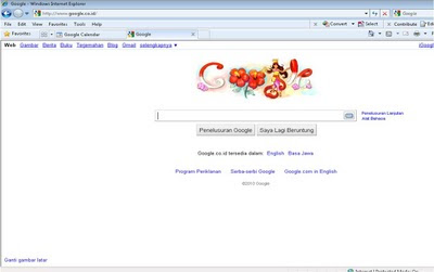 Happy 65 Independence Day Indonesia Google