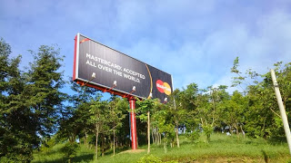 MasterCard at Naypyidaw beside Juction Center