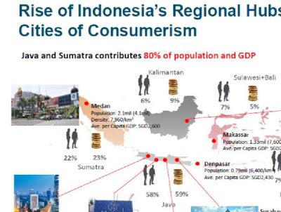 Rise of Indonesia Regional Hubs Cities of Consumerism IE Singapore Report 2012