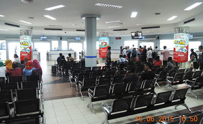 Singtel @ Batam International Ferry Terminal