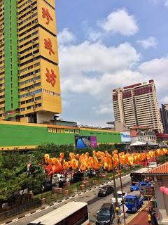 Tourism Authority of Thailand Chinatown Singapore 2014 Feb 12