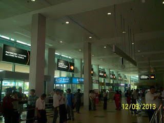 Yangon International Airport Arrival MasterCard Network 2