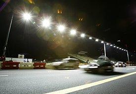 F1 Night (Testing)