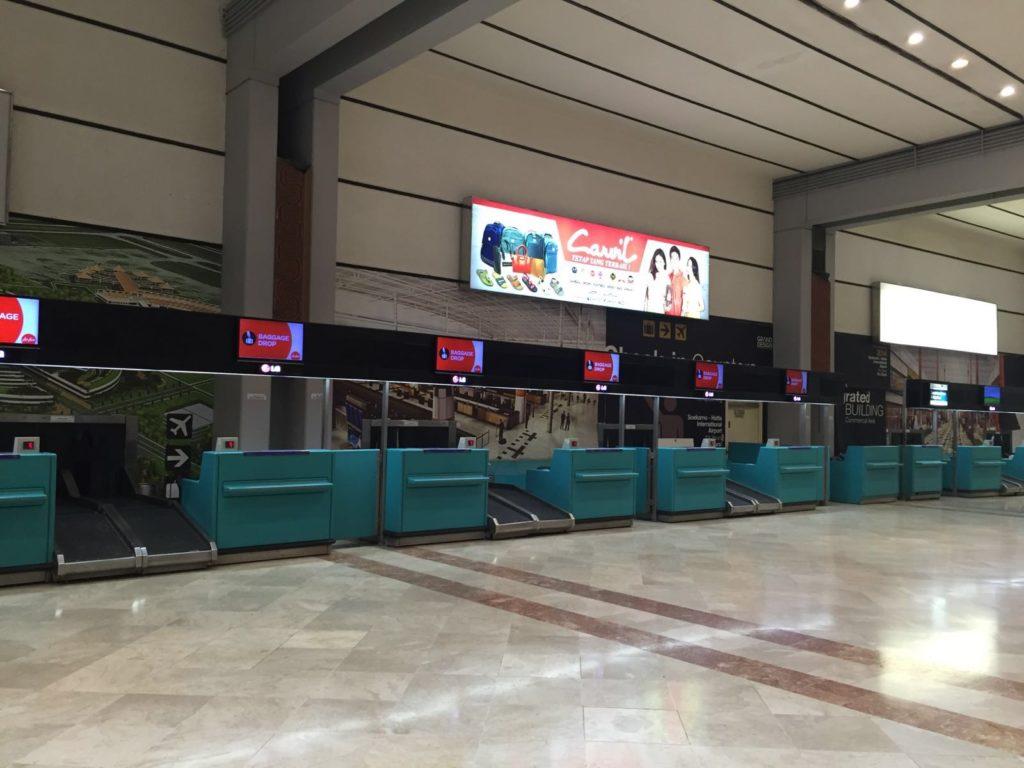 AirAsia @ T2F, Jakarta Soekarno-Hatta Airport
