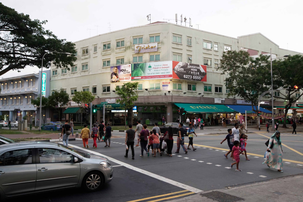 Pertapis @ Tristar Complex, Singapore
