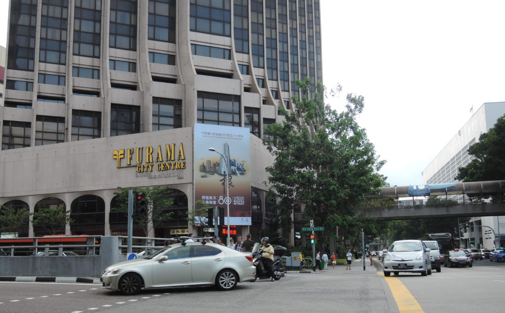 TPM Outdoor @ Furama City Centre