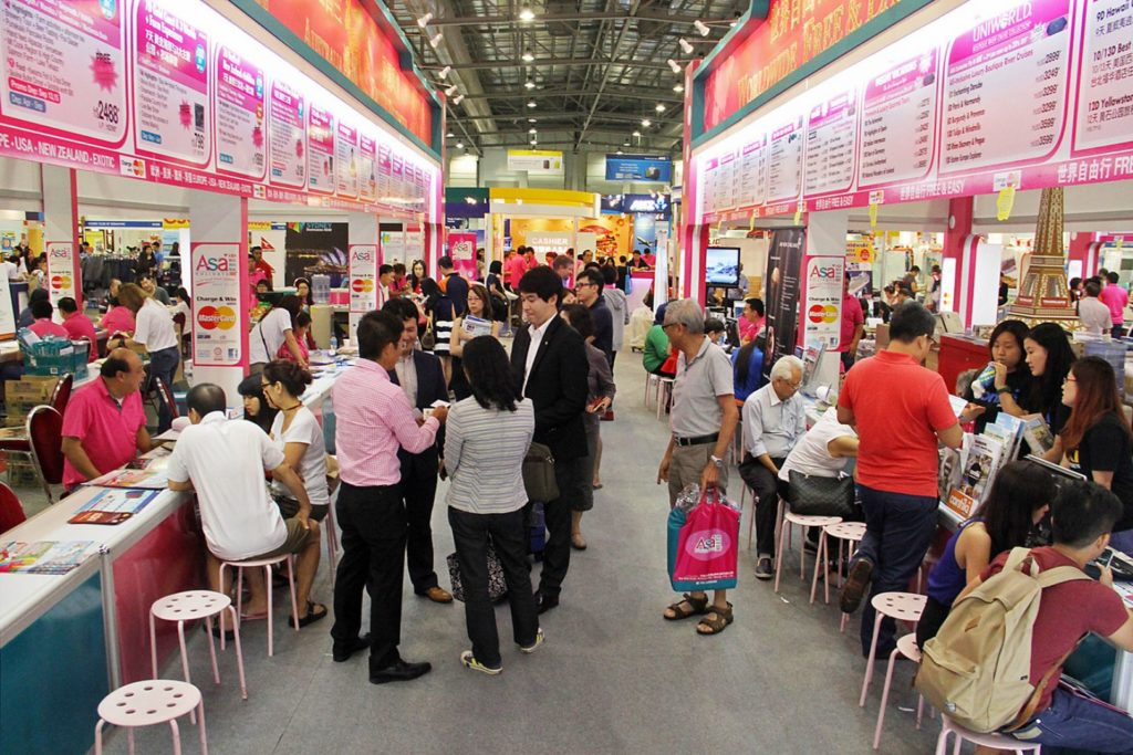 NATAS Travel Expo