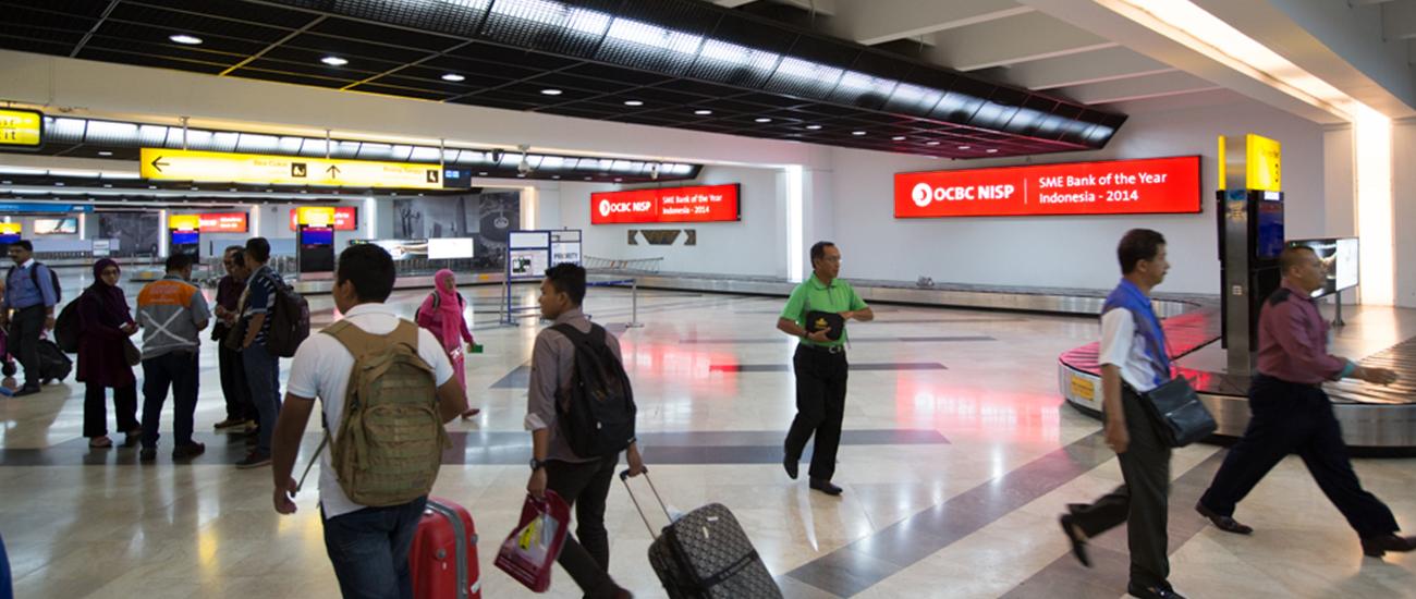 OCBC NISP @ Jakarta Airport - TPM