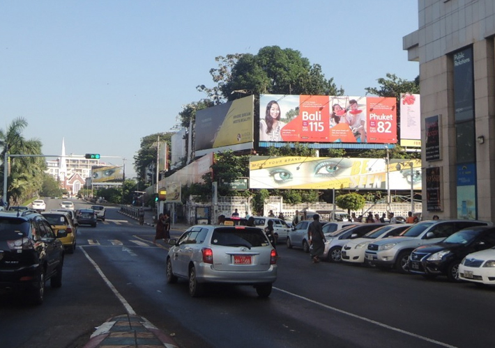 Jetstar-Campaign-at-Myanmar-with-Creative-Outdoor-Advertising
