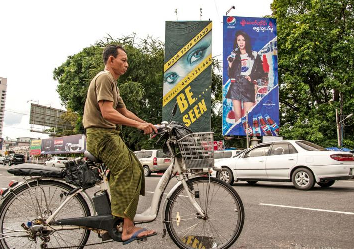 The-Thingyan-Festival-and-Creative-Outdoor-Advertising-in-Myanmar-3