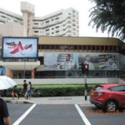 Adidas External Banners @ Queensway Shopping centre