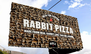 Ads of the World Hell Rabbit