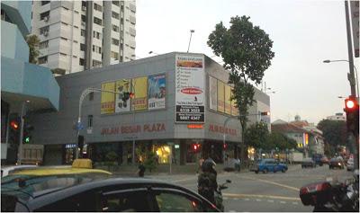 Asia Travel at Jalan Besar Plaza