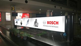Bosch Juanda International Airport Surabaya Indonesia 2015 Sept-01