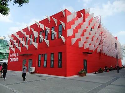 Croatia Pavilion Shanghai Expo 2010