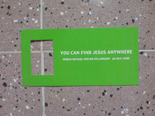Find Jesus Anywhere (2)