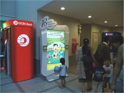 Health Promotion Board Lightbox KK Hospital Singapore