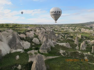 Hot Air Balloon Advertising