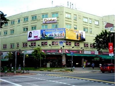 Novohealth Geylang Serai Advertising Singapore Ramandan 2010 July