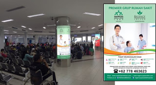 Regency Specialists Hospital Targeting Indonesians in Batam Centerpoint Ferry Terminal 2016 Jan 16