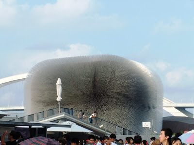UK Pavillion Shanghai Expo 2010 (3)