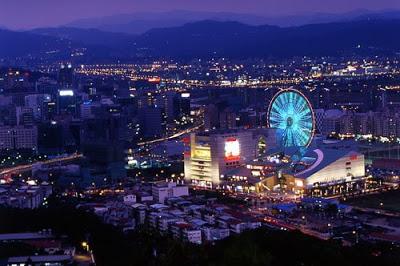 Taipei Miramar Wheel