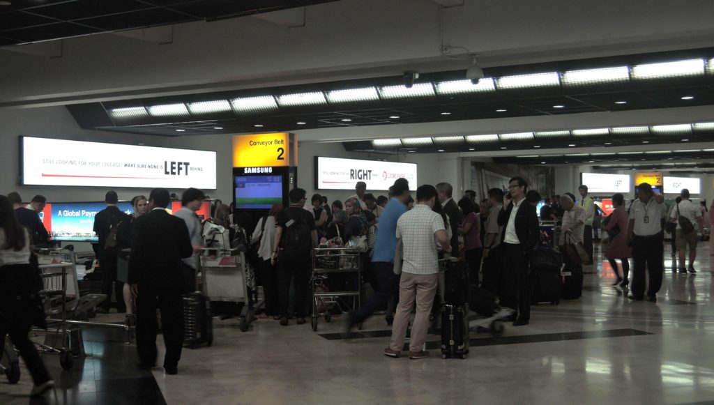 OCBC NISP @ Soekarno Hatta Jakarta International Airport, Indonesia