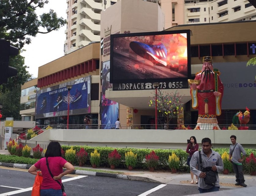 TPM Outdoor @ Queensway Shopping Centre