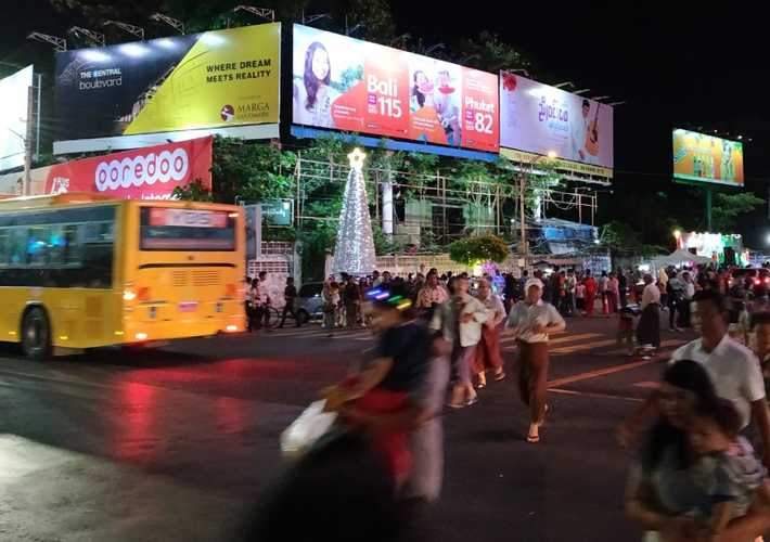 Jetstar-Campaign-at-Myanmar-with-Creative-Outdoor-Advertising-2