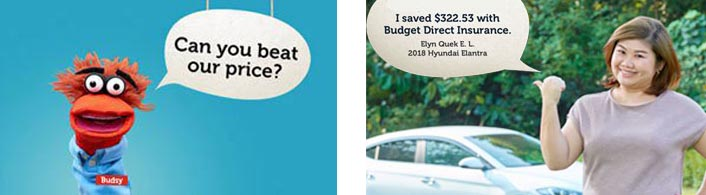 Budget Direct Insurance Case Study by TPM Outdoor